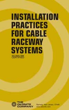 Installation Practices for Cable Raceway Systems - (4.3MB)