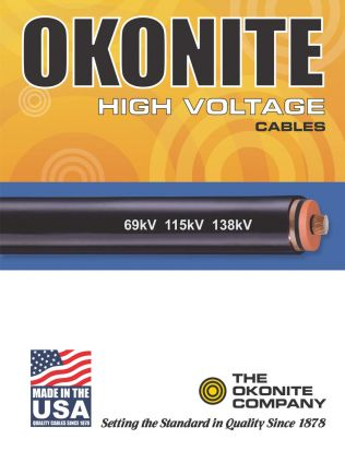 Okonite High Voltage Cables