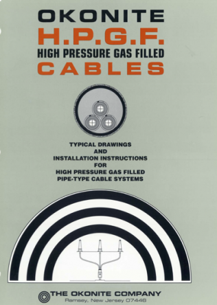 High Pressure Gas Filled Cables (HPGF)
